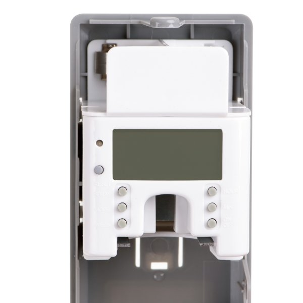 Automatyczny odświeżacz powietrza na wymienne wkłady AO300 LCD Sanjo
