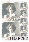 dzieci, dziewczynki, portrety dzieci, styl retro, R262