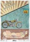 Reispapier -Reisen in die Vereinigten*Rýžový papír výlety do Spojených států-Papel de arroz-viajes a los Estados