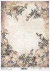 papel decoupage rosas, flores*Decoupage Papier Rosen, Blumen