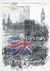 London, cities, background, inscriptions, Big Ben, monuments of London, Thames