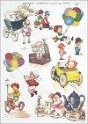 children, fun, games, toys, teddy bears, dolls, balloons, R338