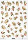 flores coloridas, rosas de té, rosas rosadas, rosas de salmón*bunte Blumen, Teerosen, rosa Rosen, Lachsrosen*яркие цветы, чайные розы, розовые розы, розы из лосося