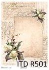 stary list, listy, papeteria, ręczne pismo w kolorze sepii, R0501