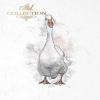 Zestaw papierów ryżowych ITD - RSM002 * zwierzęta: kaczka, kurczak, gęś