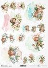 acuarelas de decoupage de papel de arroz - caras de niños*Reispapier Decoupage Aquarelle - Gesichter von Kindern*рисовая бумага декупаж акварели - лица детей