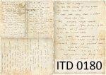 бумага для декупажа классическая D0180