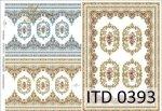 бумага для декупажа классическая D0393M
