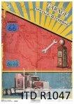 рисовая бумага для декупажа R1047