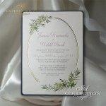 Einladungskarten / Hochzeitskarte 2073