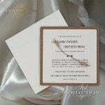 Einladungskarten / Hochzeitskarte 2064