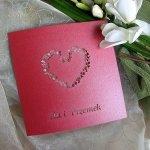 Einladungskarten / Hochzeitskarte 01696_83