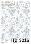 Decoupage paper Soft ITD S0216