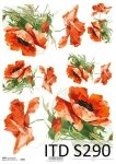 Decoupage paper Soft ITD S0290