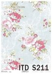 Decoupage paper Soft ITD S0211