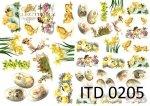 Decoupage paper ITD D0205