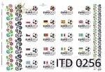 Decoupage paper ITD D0256