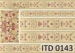 Decoupage paper ITD 0143M