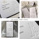 Invitations / Wedding Invitation 1711