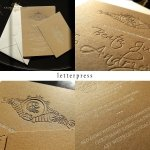 Invitations / Wedding Invitation 1742_005