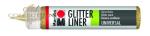 Liner Glitter 25 ml - Gold 584
