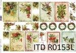 Papier ryżowy ITD R0153L