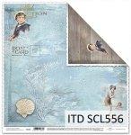 Papier scrapbooking SCL556