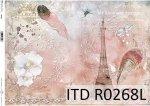 Papier ryżowy ITD R0268L