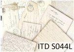 Papier decoupage SOFT ITD S0044L