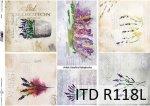 Papier ryżowy ITD R0118L