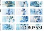 Papier ryżowy ITD R0353L