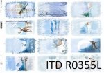 Papier ryżowy ITD R0355L