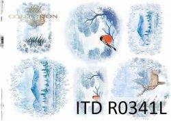 Papier ryżowy ITD R0341L