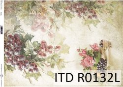 Papier ryżowy ITD R0132L