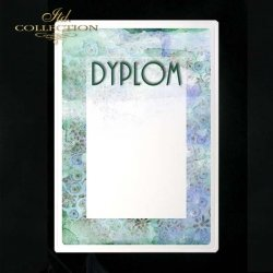 dyplom DS0196