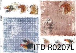 Papier ryżowy ITD R0207L