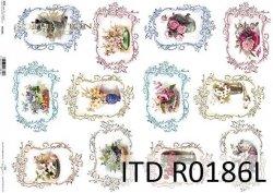 Papier ryżowy ITD R0186L