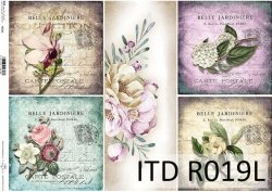 Papier ryżowy ITD R0019L