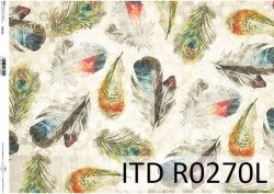 Papier ryżowy ITD R0270L