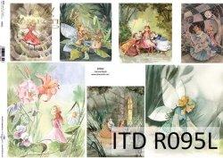 Papier ryżowy ITD R0095L