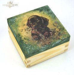 Magiczne pudełko V 'Jamnik'- praca Zdeňka Otipková Czechy
