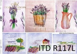 Papier ryżowy ITD R0117L