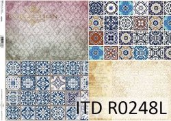 Papier ryżowy ITD R0248L