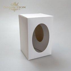 Pudełko na jajko 9 cm do decoupage