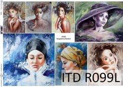 Papier ryżowy ITD R0099L