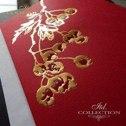 Kartki świąteczne / Kartka bożonarodzeniowa K544