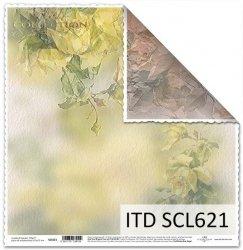 Papier scrapbooking SCL621