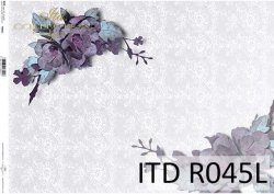 Papier ryżowy ITD R0045L