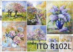 Papier ryżowy ITD R0102L