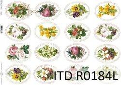 Papier ryżowy ITD R0184L